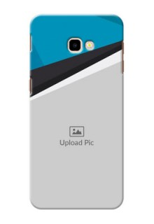 Samsung Galaxy J4 Plus Back Covers: Simple Pattern Photo Upload Design