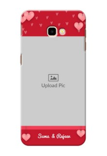 Samsung Galaxy J4 Plus Mobile Back Covers: Valentines Day Design