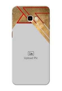 Samsung Galaxy J4 Plus mobile phone cases: Gradient Abstract Texture Design