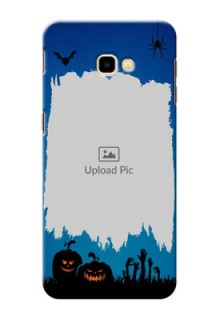 Samsung Galaxy J4 Plus mobile cases online with pro Halloween design