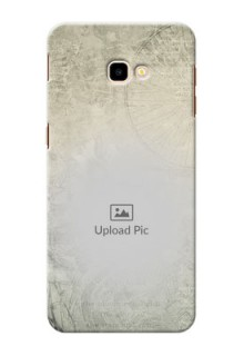 Samsung Galaxy J4 Plus custom mobile back covers with vintage design