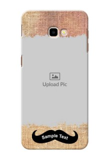 Samsung Galaxy J4 Plus Mobile Back Covers Online with Texture Design