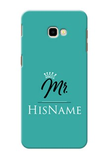 Galaxy J4 Plus Custom Phone Case Mr with Name