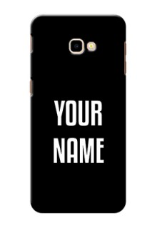 Galaxy J4 Plus Your Name on Phone Case