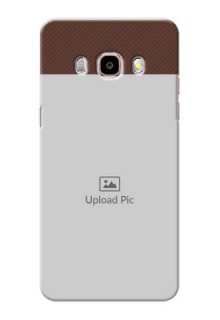 Samsung Galaxy J5 (2016) Elegant Mobile Back Cover Design