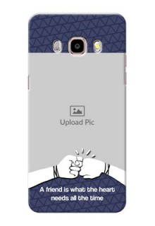 Samsung Galaxy J5 (2016) best friends design Design Design