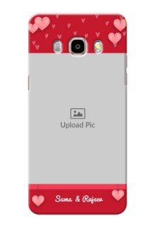 Samsung Galaxy J5 (2016) valentines day couple Design
