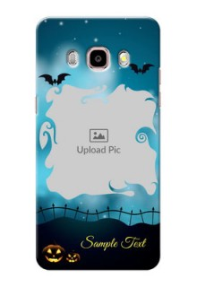 Samsung Galaxy J5 (2016) halloween design with designer frame Design