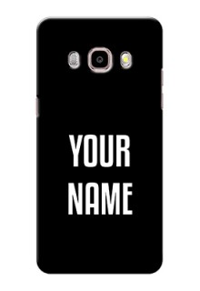 Galaxy J5 (2016) Your Name on Phone Case