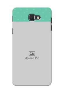 Samsung Galaxy J5 Prime Lovers Picture Upload Mobile Cover Design