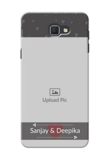Samsung Galaxy J5 Prime love design with heart Design Design