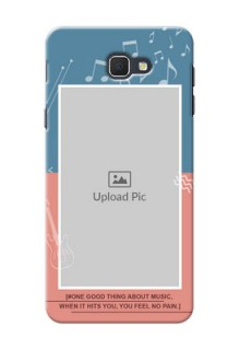 Samsung Galaxy J5 Prime 2 colour backdrop with music theme Design Design