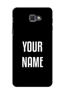 Galaxy J5 Prime Your Name on Phone Case