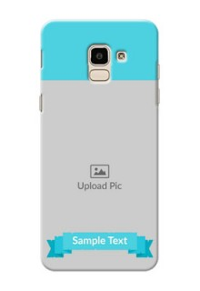 Samsung Galaxy J6 Simple Mobile Back Cover Design