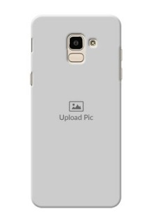 Samsung Galaxy J6 Full Picture Upload Mobile Back Cover Design