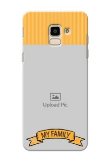 Samsung Galaxy J6 my family Design