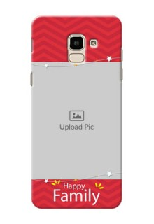 Samsung Galaxy J6 happy family Design