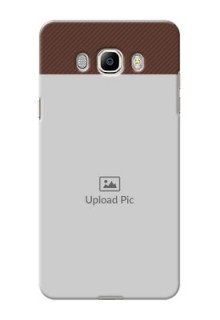 Samsung Galaxy J7 (2016) Elegant Mobile Back Cover Design