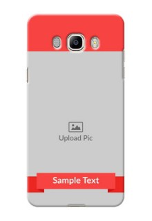 Samsung Galaxy J7 (2016) Simple Mobile Case Design