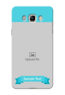 Samsung Galaxy J7 (2016) Simple Mobile Back Cover Design