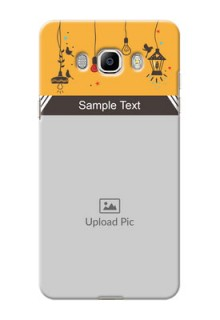 Samsung Galaxy J7 (2016) my family design with hanging icons Design Design