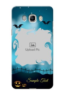 Samsung Galaxy J7 (2016) halloween design with designer frame Design