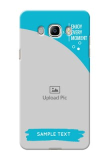 Samsung Galaxy J7 (2016) enjoy every moment Design