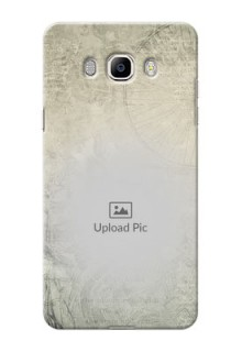 Samsung Galaxy J7 (2016) vintage backdrop Design