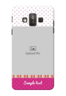Samsung Galaxy J7 Duo Cute Mobile Case Design