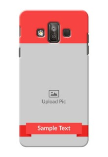 Samsung Galaxy J7 Duo Simple Mobile Case Design