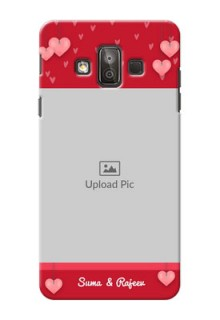 Samsung Galaxy J7 Duo valentines day couple Design