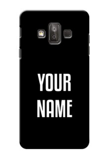 Galaxy J7 Duo Your Name on Phone Case