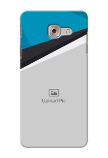 Samsung Galaxy J7 Max Simple Pattern Mobile Cover Upload Design