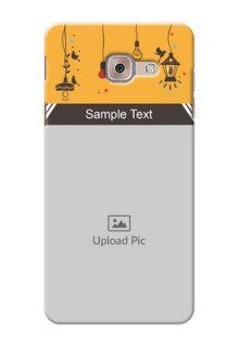 Samsung Galaxy J7 Max my family design with hanging icons Design Design