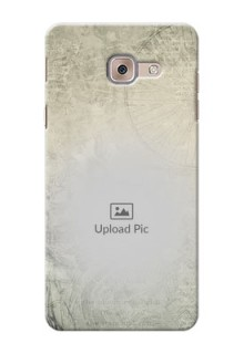 Samsung Galaxy J7 Max vintage backdrop Design