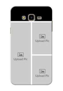 Samsung Galaxy J7 Nxt Multiple Picture Upload Mobile Cover Design