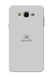 Samsung Galaxy J7 Nxt Full Picture Upload Mobile Back Cover Design