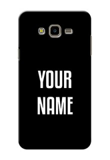 Galaxy J7 Nxt Your Name on Phone Case