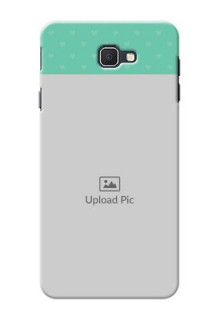 Samsung Galaxy J7 Prime Lovers Picture Upload Mobile Cover Design