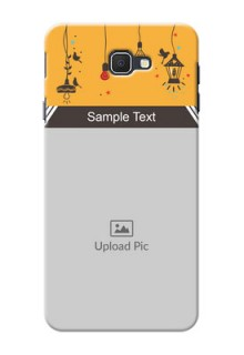 Samsung Galaxy J7 Prime my family design with hanging icons Design Design