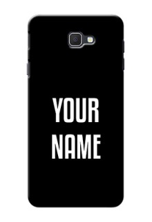 Galaxy J7 Prime Your Name on Phone Case