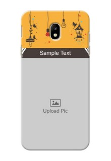 Samsung Galaxy J7 Pro my family design with hanging icons Design Design