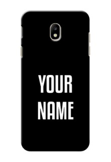 Galaxy J7 Pro Your Name on Phone Case