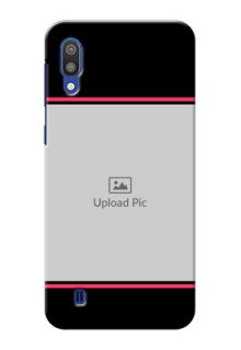 Samsung Galaxy M10 Mobile Covers With Add Text Design