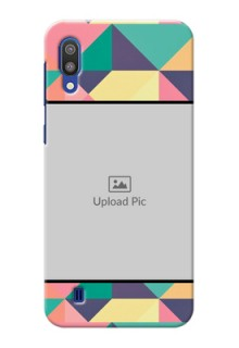 Samsung Galaxy M10 personalised phone covers: Bulk Pic Upload Design