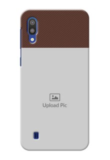 Samsung Galaxy M10 personalised phone covers: Elegant Case Design