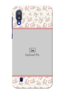 Samsung Galaxy M10 Back Covers: Premium Floral Design