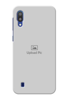 Samsung Galaxy M10 Custom Mobile Cover: Upload Full Picture Design