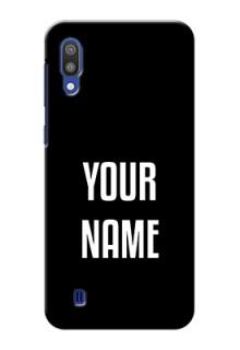 Galaxy M10 Your Name on Phone Case