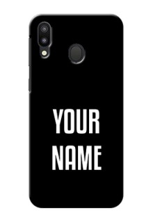 Galaxy M20 Your Name on Phone Case